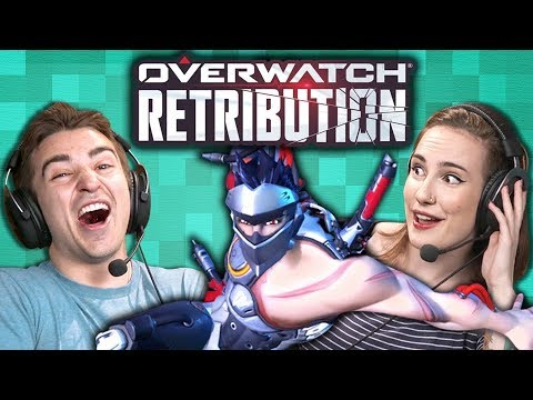 OVERWATCH: RETRIBUTION (React: Gaming) thumbnail
