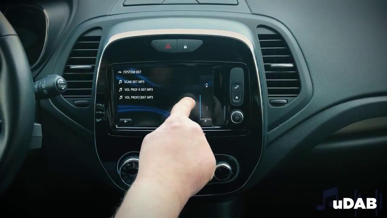 Ραδιόφωνο αυτοκίνητο Συνδέστε