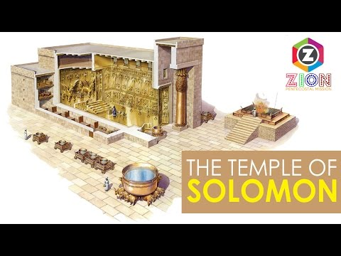 TPM Messages | The Temple of Solomon | Part 1 out of 6 | Pas. M.T Thomas | Tamil/ English