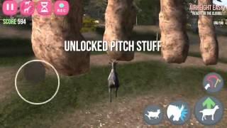 Goatville - All trophies (part 1) | Goat Simulator IOS
