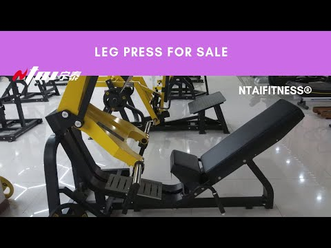 Leg Press Machines, Squat Machines for Sale