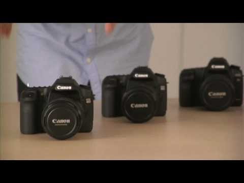 Canon EOS - Getting Started: What Camera Do I Buy