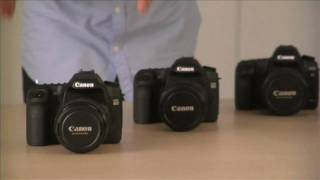 Canon EOS - Getting Started: What Camera Do I Buy(With such great options to choose from, choosing a DSLR, especially if its your first Digital SLR Camera, can be quite hard to do. Chris Bray introduces a range ..., 2009-05-01T07:12:36.000Z)