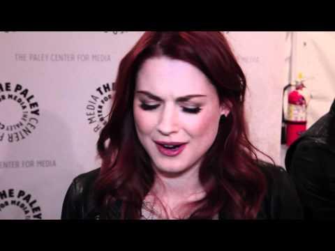 Alexandra Breckenridge   American Horror Story PaleyFest 2012
