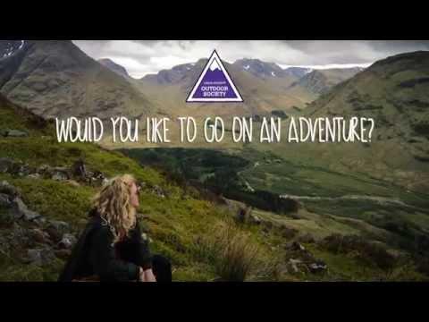Join the Adventure - Leeds Beckett Outdoor Society