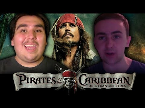 Pirates of the Caribbean: On Stranger Tides movie review w/ Kevin Falk
