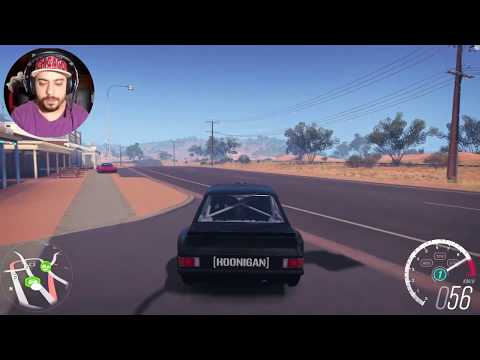 Forza Horizon 3 GoPro - Hoonigan Car Pack - Ford Escort RS1800 ‹ ZoiooGamer ›