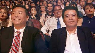 """Khán giả Cười Bể Bụng khi xem Hài Kịch """" Thánh Chửi """" của Hoài Linh và Nhật Cường"""
