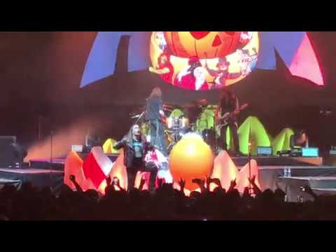 Helloween - I Want Out (Live in Chile 03-11-17 Pumpkins United World Tour 2017)