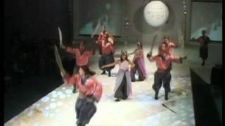 MX: Arabic Sword Dancers Ref # 0193