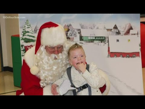 One Good Thing: Ottawa Area Center organizes Santa event for kids with special needs