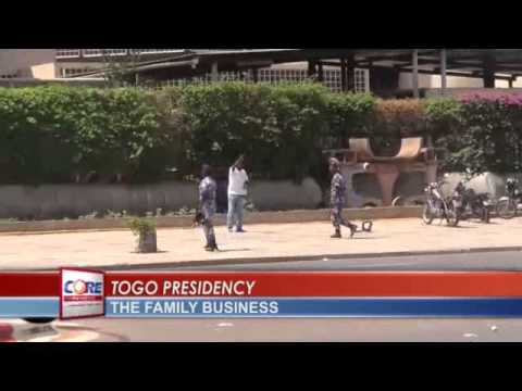 AROUND AFRICA: TOGO PRESIDENCY; THE FAMILY BUSINESS with BROWNSON UNWANA