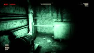 Outlast PC Gameplay *HD* 1080P Max Settings
