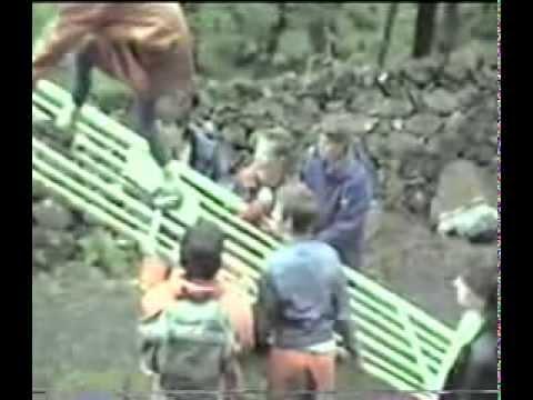 mons hill trip to arthog 1986
