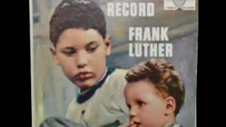 A Child's First Record by Frank Luther