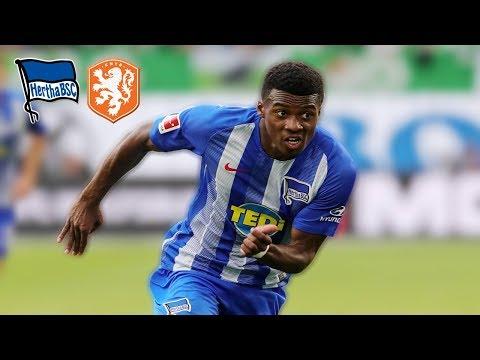 Javairo Dilrosun • Amazing Winger • Hertha BSC • Goals & Skills