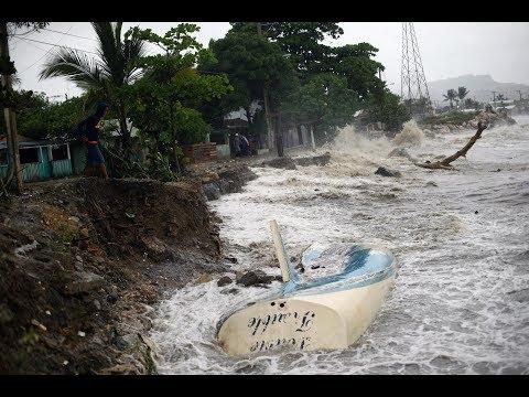 Puerto Plata hurricane IRMA
