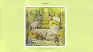 Genesis isolated vocals and keyboard: The Cinema Show
