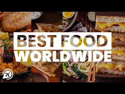 world best food