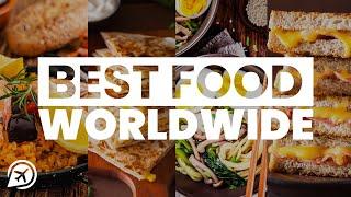 15 BEST FOODS ARΟUND THE WORLD