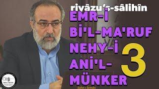 #69: Ebubekir Sifil - Emr-i Bi'l-Ma'ruf Nehy-i Ani'l-Münker - 3