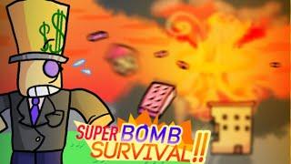 Super bomb survival (xbox1) (roblox) /intense👍