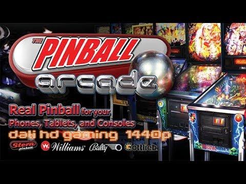Pinball Arcade PC Gameplay FullHD 1440p