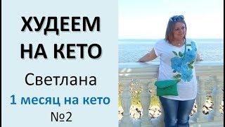 ПОХУДЕНИЕ НА КЕТО ДИЕТЕ | Цель похудеть -20 кг за 4 мес (№2)