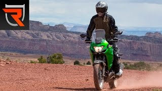 2017 Kawasaki Versys-X 300 First Test Review Video | Riders Domain