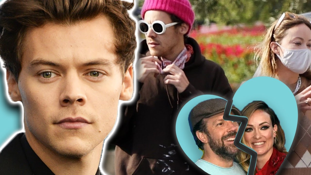 Harry Styles STOLE Olivia Wilde from Her Fiancé?! | Hollywire
