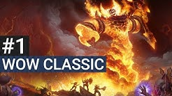 WoW Classic Deutsch #1 - World of Warcraft Classic German - Let's Play Deutsch