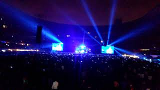 When I Was Your Man - Bruno Mars - Lima, Perú (Estadio Nacional) - 24K Magic World Tour