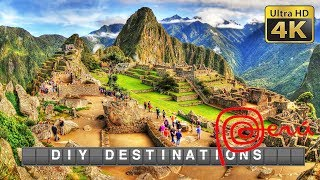 Diy Destinations 4k - Peru Budget Travel Show   Full Episode