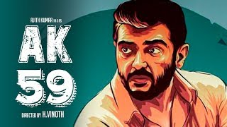 AK 59: Thala Ajith Joins with Big Bollywood Producer
