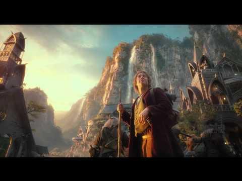 The Hobbit: An Unexpected Journey VFX | Breakdown - Rivendell | Weta Digital