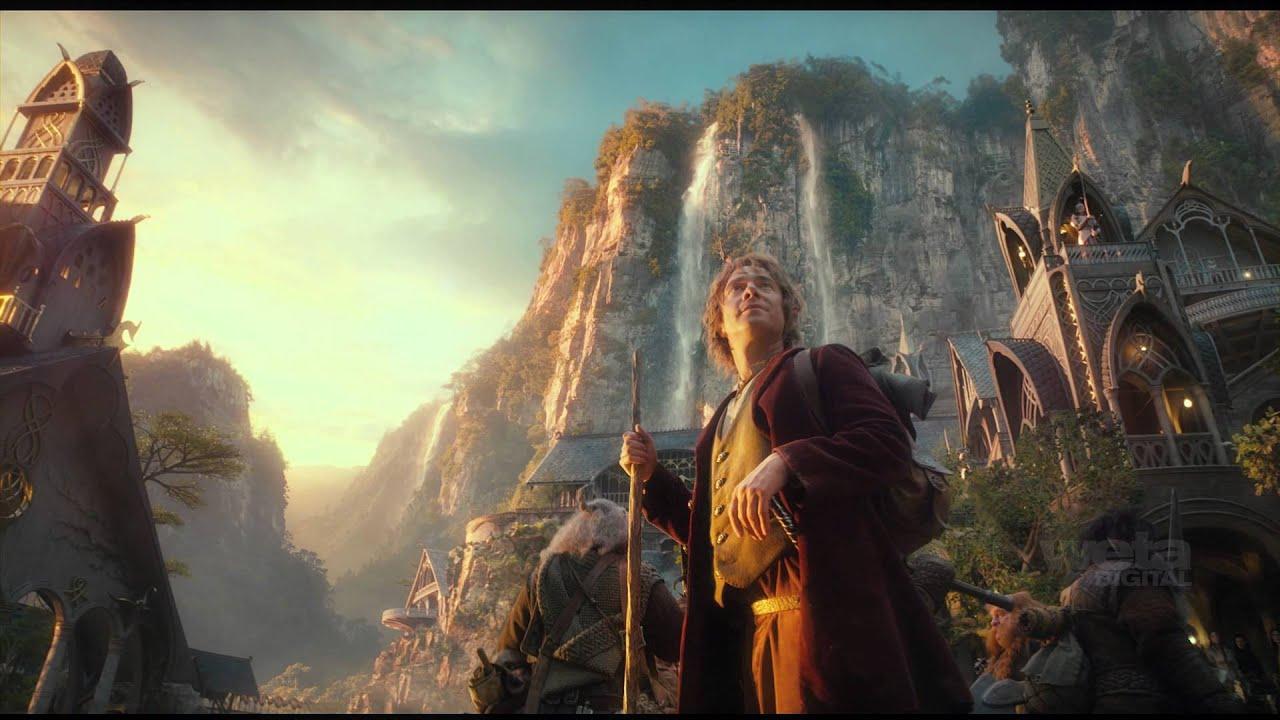 The Hobbit: An Unexpected Journey VFX | Breakdown