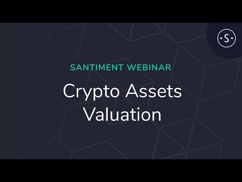 Crypto Assets Valuation – New age of data science & behavior financial analysis | Frankfurt School
