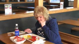 How To Eat A Lobster - From Woodmans.com