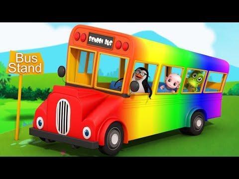 Nursery Rhymes For Kids | Cartoon Videos...