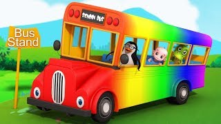 Nursery Rhymes For Kids | Cartoon Videos And Baby Songs | Junior Squad