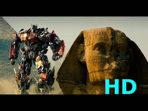 Optimus Prime vs. Megatron & The Fallen - Transformers: Revenge Of The Fallen Movie Clip Blu-ray HD