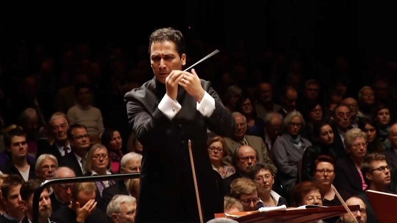 Brahms: 1. Sinfonie ∙ hr-Sinfonieorchester ∙ Andrés Orozco-Estrada