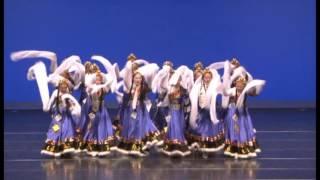 港九潮州公會中學 第51屆學校舞蹈節幸褔吉祥(西藏)