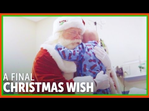 Thumbnail: 'Can You Help Me?' Terminally Ill 5-Year-Old Asks Santa as Nation is Saddened