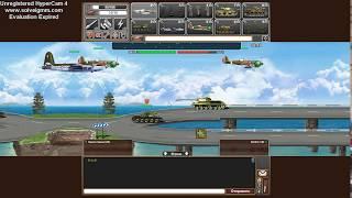 Игра Машины войны , прохождение с Ботом...