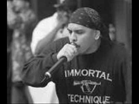 Eminem & Immortal Technique Freestyle (Bapes8 Mix)