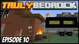 IM THE CHEAPEST! - Truly Bedrock (Minecraft Survival Let's Play) Episode 10