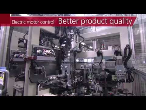 Mitsubishi Electric - Robotic Manufacturing