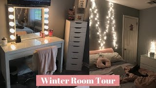 Winter Room Tour 2018 | day 9