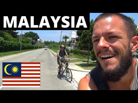 THINGS TO DO in KOTA KINABALU - BICYCLE TOUR AROUND THE CITY - Sabah Malaysia 2019 Travel Vlog